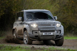 Wait Times For The Land Rover Defender Are About To Get Longer