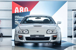 Toyota's New Heritage Parts Program Is For Supra Owners