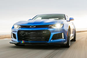 The Chevy Camaro Is In A Dire Situation
