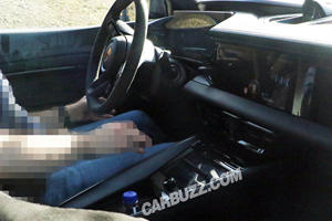 Exposed! First Interior Images Of Electric Porsche Macan