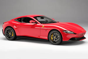 New Ferraris Now Come With A 1,000-Piece Matching Model
