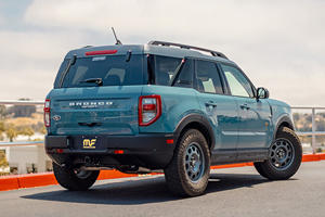 Ford Bronco Sport Sounds Sweet With New Exhaust Upgrade