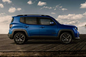 Special Edition Jeep Renegade Is Full Of Mischief