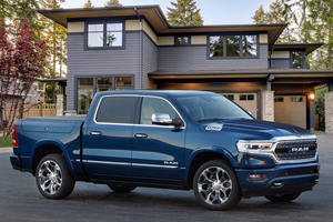 Limited-Edition Ram 1500 Celebrates A Decade Of Truck Luxury