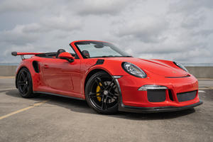 This Porsche 911 GT3 RS Convertible Is One-Of-A-Kind