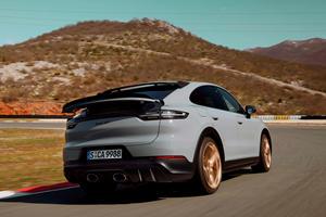 Porsche Unveils Record-Breaking Cayenne Turbo GT