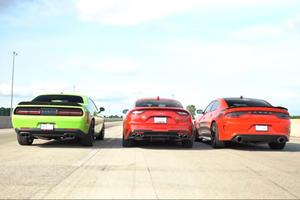 Korea Vs. America Drag Race: Kia Stinger GT Shows Its A Muscle Car