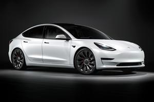 Tesla Fixes The Model 3's Biggest Problem