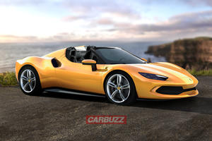 The Ferrari 296 Spider Will Be An Open-Top Luxury Rocket