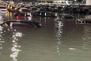 Flooding Forces Jeep To Send Brand-New Grand Cherokees To The Crusher