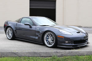 Somebody Doesn't Want Jeff Gordon's Corvette ZR1 Anymore