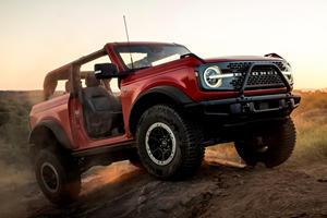 How Ford Bronco Designers Solved The Wrangler's Door Problem