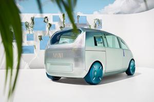 Mini's Vision Urbanaut Concept Comes To Life