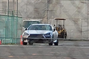Spied! The Lexus-Badged Toyota GR 86 Is Happening