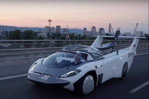 This Is The Best Flying Car We've Seen So Far