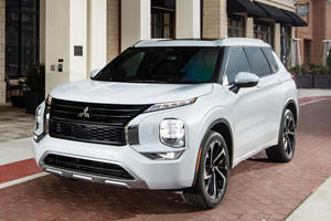 Mitsubishi Sales Are Through The Roof This Year