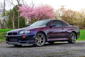 Ultra-Special 1999 Nissan Skyline GT-R V-Spec Still Looking For New Owner