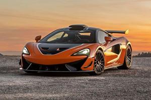 2021 McLaren 620R Review: 600LT Not Harcore Enough?