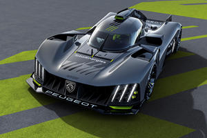 French Automaker Peugeot Reveals New Hypercar