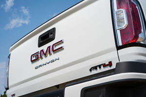 GMC To Launch Hardcore Canyon AT4X In 2023