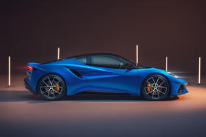 Here's How The 2022 Lotus Emira Cuts Through The Air
