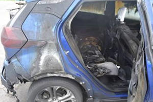 Electric Car-Loving Lawmaker Sees His Chevy Bolt EV Go Up In Flames