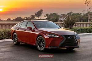 Should Lexus Build A Luxury Hydrogen Car?