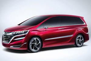 Honda Concept M Revealed in China