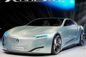 Buick Reveals New Riviera in China