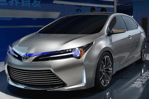 Toyota Unveils Mysterious Concepts