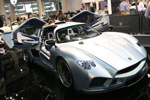 Supercars at Top Marques Monaco