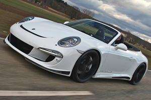 Porsche 911 S Cabrio GT by Gemballa