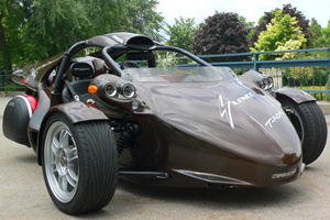 Three-Wheeled Cars: Campagna T-Rex