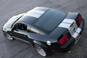 Shelby Offers Widebody Mustang