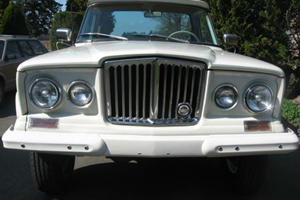Unearthed: 1967 Jeep Gladiator J2000