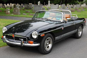 MG Roadster to Return?