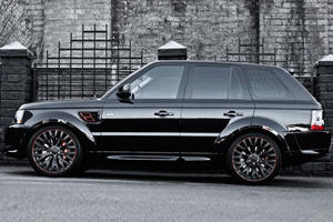 Range Rover by Kahn and Cosworth
