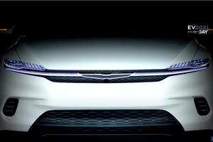 Chrysler's Mystery EV Concept Looks Ready For Sale