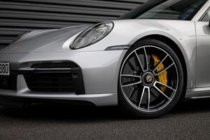 Porsche Begins Testing The First 911 Hybrid