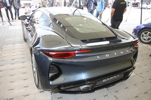 People Can't Stop Looking At The Lotus Emira