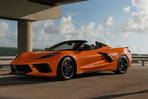 2022 C8 Chevy Corvette Gets More Expensive