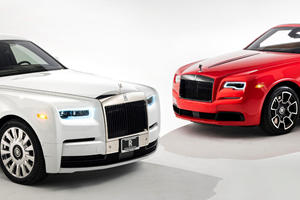 This Special Rolls-Royce Phantom Comes With A Dawn