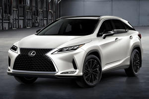 The Lexus RX L Black Line Will Be Extremely Rare