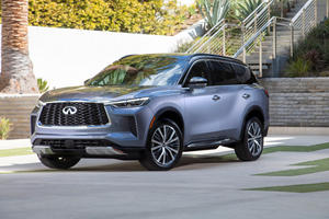 Pricing For 2022 Infiniti QX60 Aimed Squarely At Acura MDX