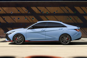 Presenting The 280-HP 2022 Hyundai Elantra N