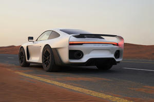 Meet The Marsien: Porsche 911 Transformed Into 959 Offroader With 830 HP