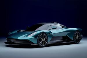 Aston Martin Valhalla Gets V8 Power And Stunning New Design