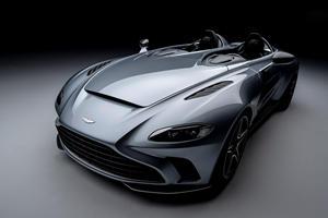 Aston Martin V12 Speedster Review: Art Is Subjective