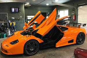 This McLaren F1 Replica Is Actually A Porsche