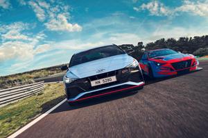 Hyundai Working On Electric N Performance Car